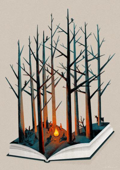 Eleni Debo Illustratie Boek En Babbel