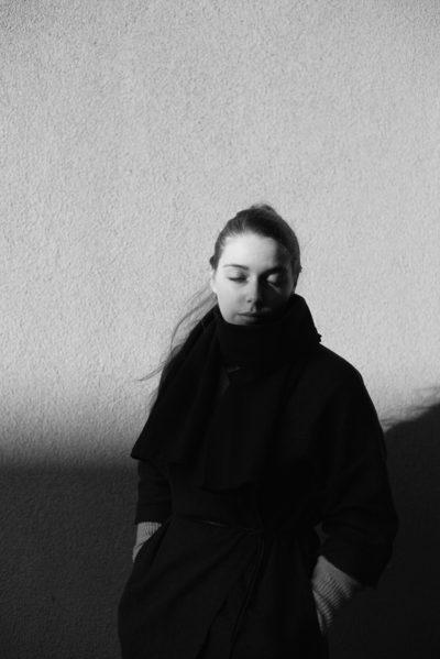 Portret Eleni Debo