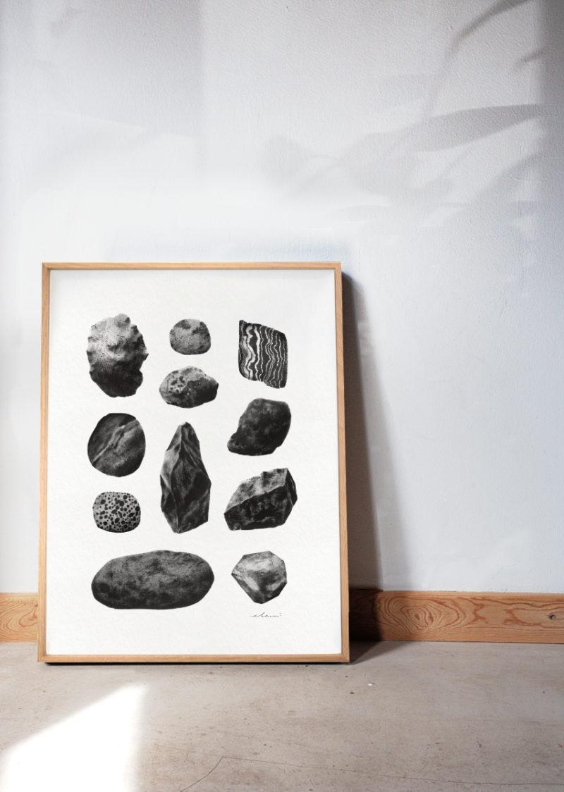 Eleni Debo Print Mockup